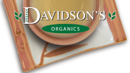 Davidson's Organics Wholesale - Teas, Cocoa, Herbs, Spices, Accessories & Gifts